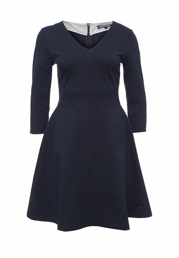 Платье-миди Tommy Hilfiger (Томми Хилфигер) WW0WW15556