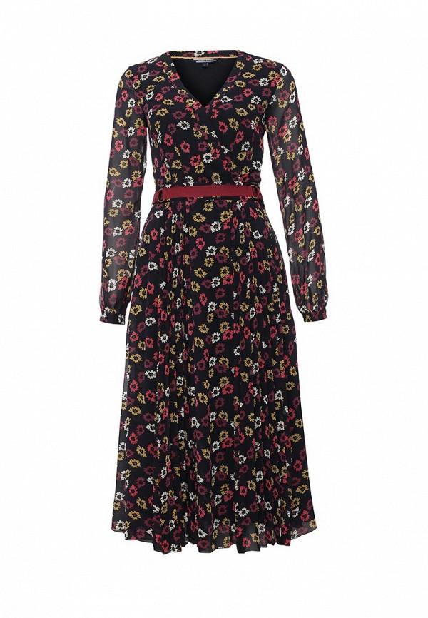 Платье-миди Tommy Hilfiger (Томми Хилфигер) WW0WW16353
