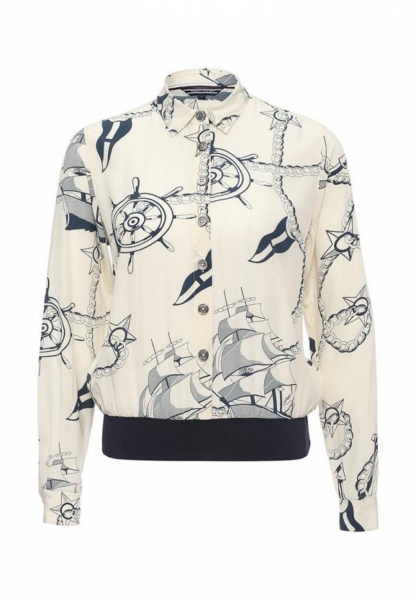 Блуза Tommy Hilfiger (Томми Хилфигер) WW0WW16357