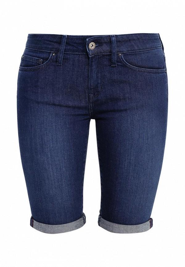 Женские джинсовые шорты Tommy Hilfiger (Томми Хилфигер) WW0WW17434