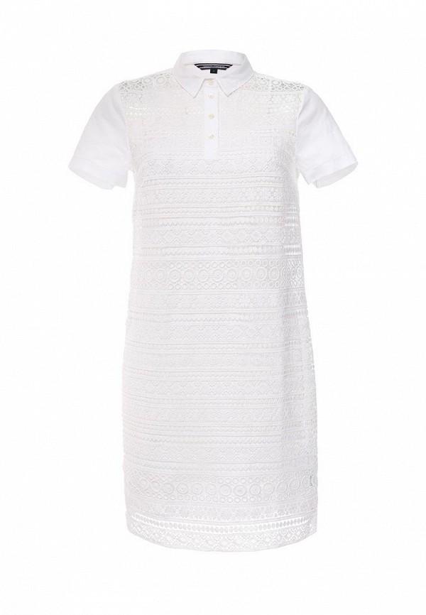 Платье Tommy Hilfiger Tommy Hilfiger TO263EWOLD53 поло tommy hilfiger футболка поло