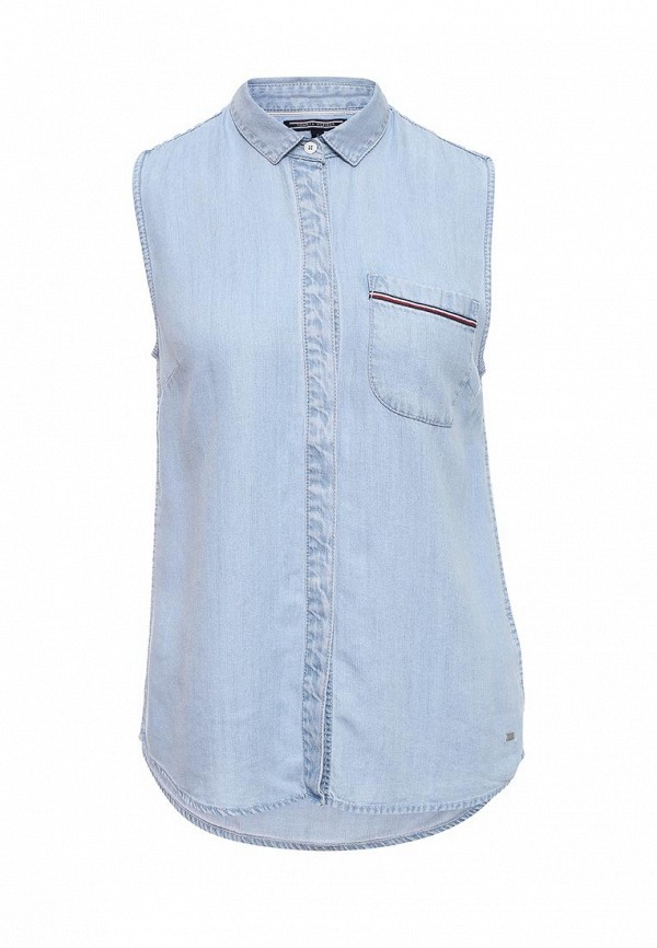 Рубашка джинсовая Tommy Hilfiger WW0WW18027