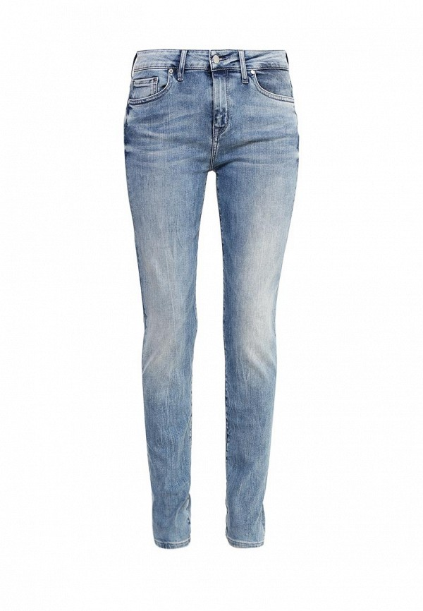 Зауженные джинсы Tommy Hilfiger (Томми Хилфигер) WW0WW18560
