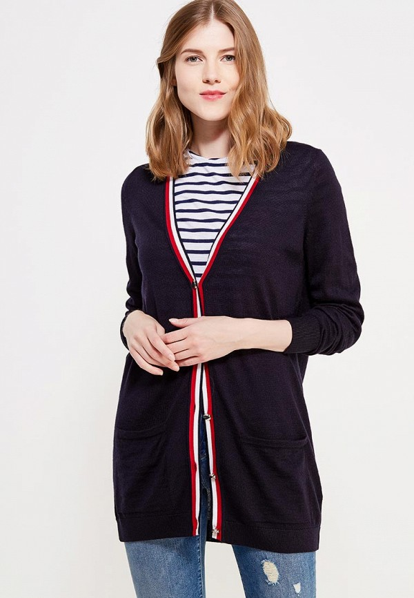 Кардиган Tommy Hilfiger Tommy Hilfiger TO263EWUFP17 кардиган tommy hilfiger mw0mw04193 403 sky captain