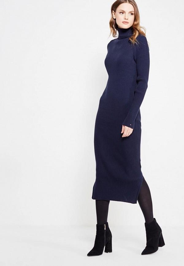 Платье Tommy Hilfiger Tommy Hilfiger TO263EWUFS52 платье tommy hilfiger tommy hilfiger to263ewufs50