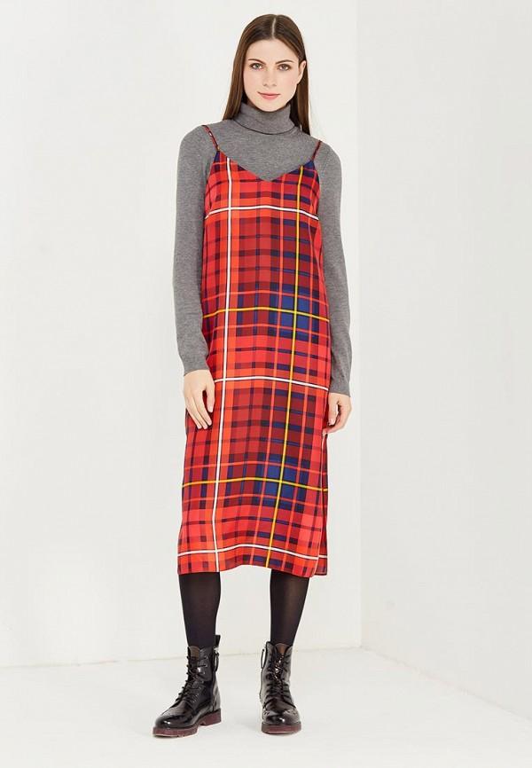 Платье Tommy Hilfiger Tommy Hilfiger TO263EWUFT42 платье tommy hilfiger tommy hilfiger to263ewufs50