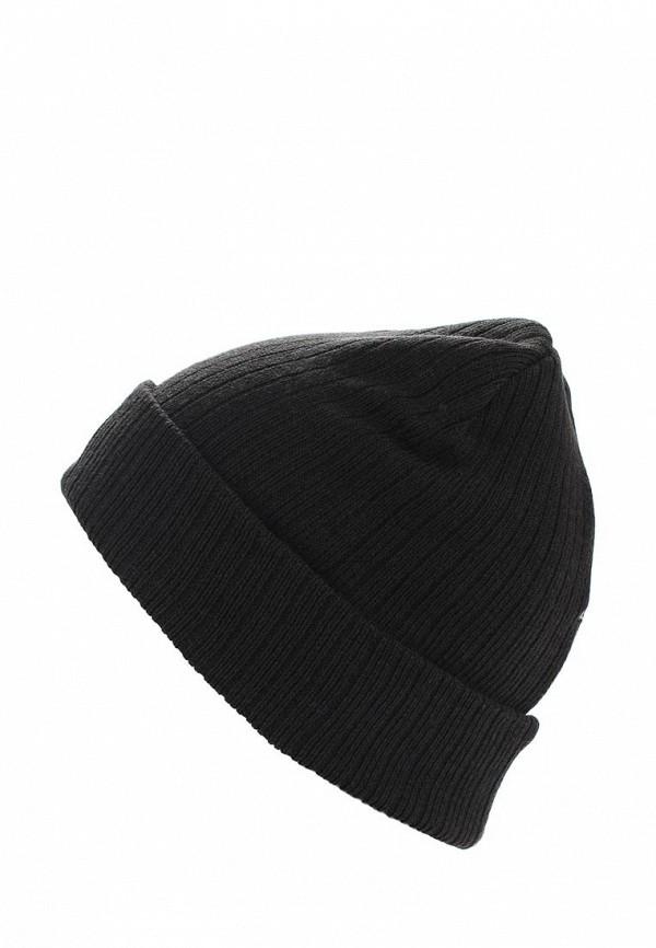 Фото - женскую шапку Tom Tailor Denim черного цвета
