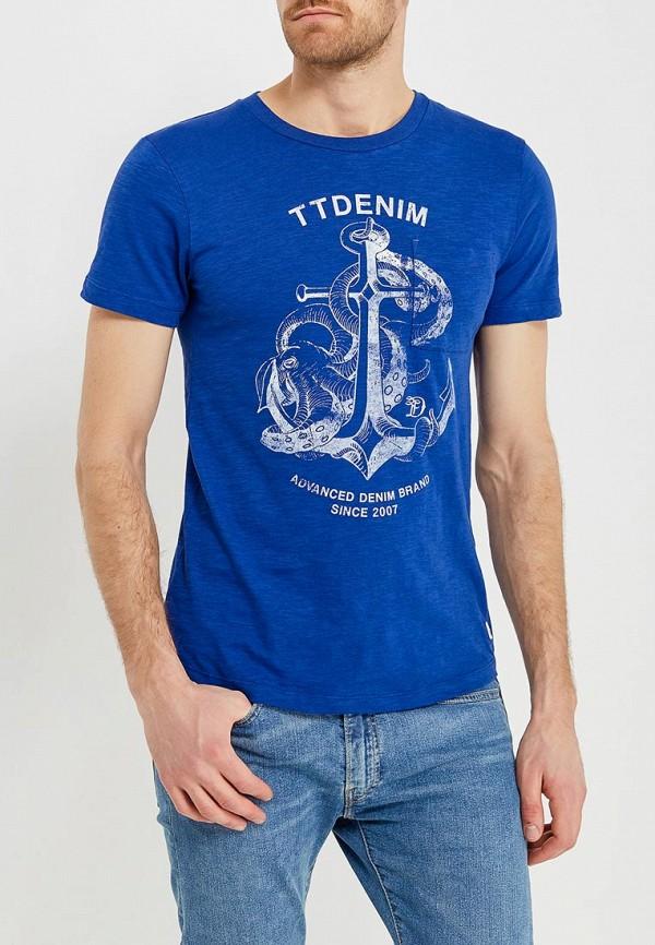 Футболка Tom Tailor Denim Tom Tailor Denim TO793EMACOZ1 футболка tom tailor denim tom tailor denim to793emzem26