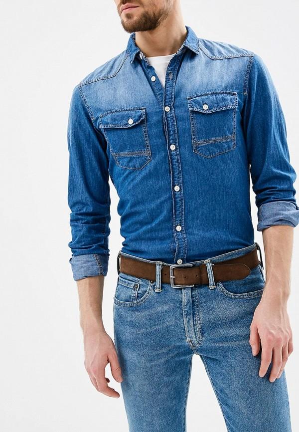 Рубашка джинсовая Tom Tailor Denim Tom Tailor Denim TO793EMACPA3 tom tailor блузка tom tailor 203140400752647