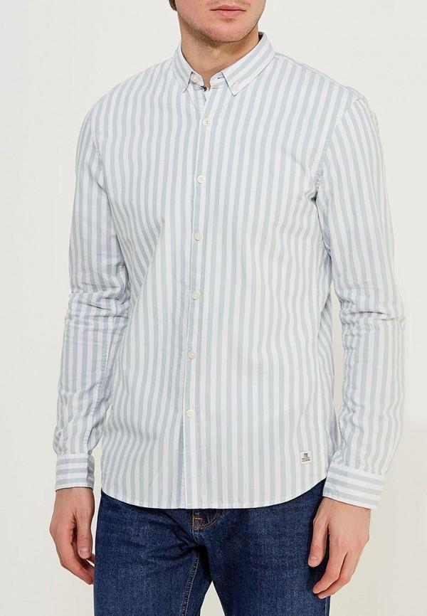 Рубашка Tom Tailor Denim Tom Tailor Denim TO793EMACPO8 цена