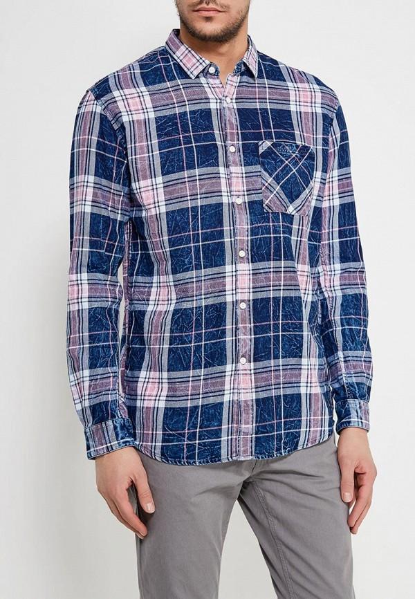 Рубашка Tom Tailor Denim Tom Tailor Denim TO793EMACPO9 рубашка tom tailor denim tom tailor denim to793ewuqz59