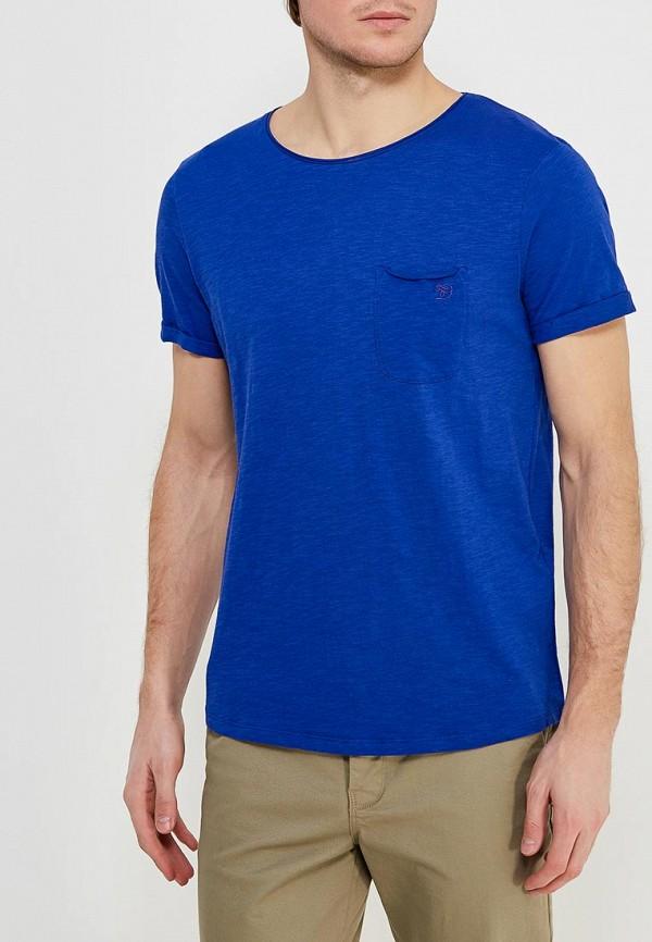 Футболка Tom Tailor Denim Tom Tailor Denim TO793EMACPS4 блузка женская tom tailor denim цвет темно синий 1036105 01 71 6901 размер xs 42