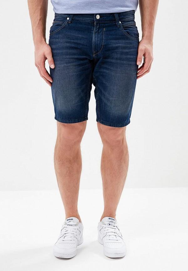 Шорты джинсовые Tom Tailor Denim Tom Tailor Denim TO793EMACPV2 шорты джинсовые запорожец pocket denim short zap regular flex raw blue