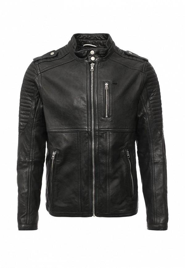 Кожаная куртка Tom Tailor Denim 3722058.01.12