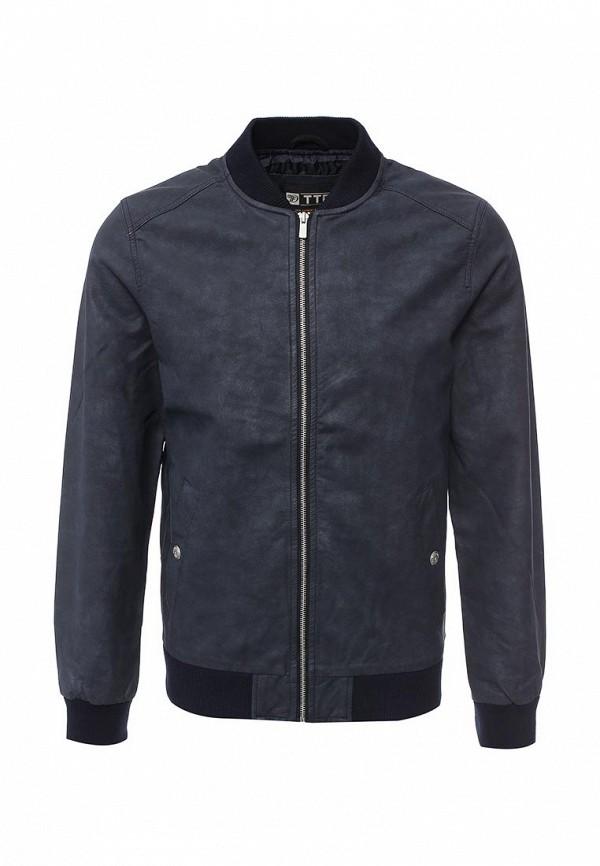Кожаная куртка Tom Tailor Denim 3722125.00.12