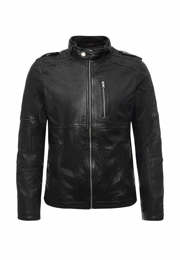 Кожаная куртка Tom Tailor Denim 3722153.01.12