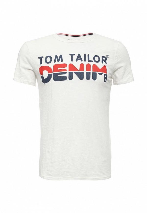 Футболка с коротким рукавом Tom Tailor Denim 1037252.04.12