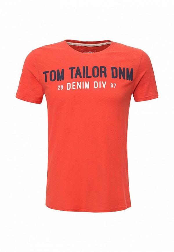 Футболка Tom Tailor Denim Tom Tailor Denim TO793EMPZV20 футболка tom tailor denim tom tailor denim to793ewpzf86
