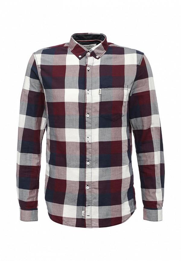 Рубашка Tom Tailor Denim Tom Tailor Denim TO793EMUSN75 tom tailor рубашка tom tailor 203127500826734