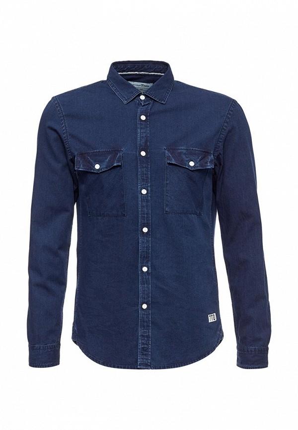 Рубашка джинсовая Tom Tailor Denim 2018