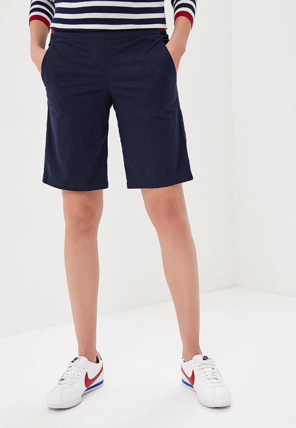 Фото - женские шорты Tom Tailor синего цвета