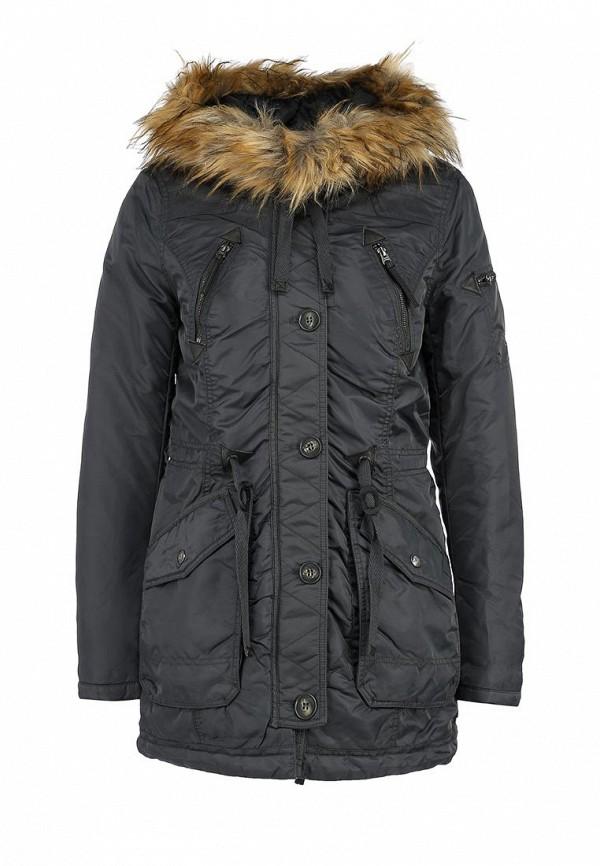 Утепленная куртка Tom Tailor Denim 3820760.00.71