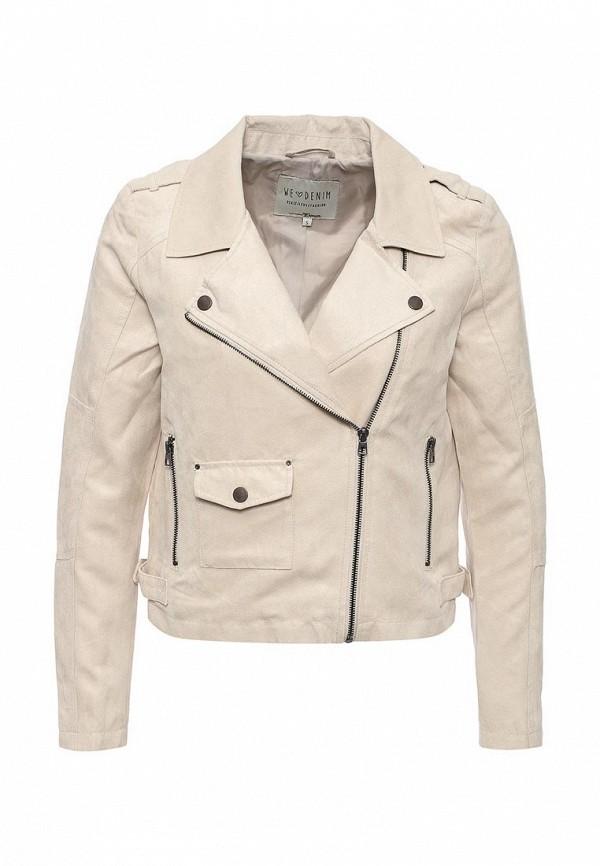 Кожаная куртка Tom Tailor Denim 3722088.00.71