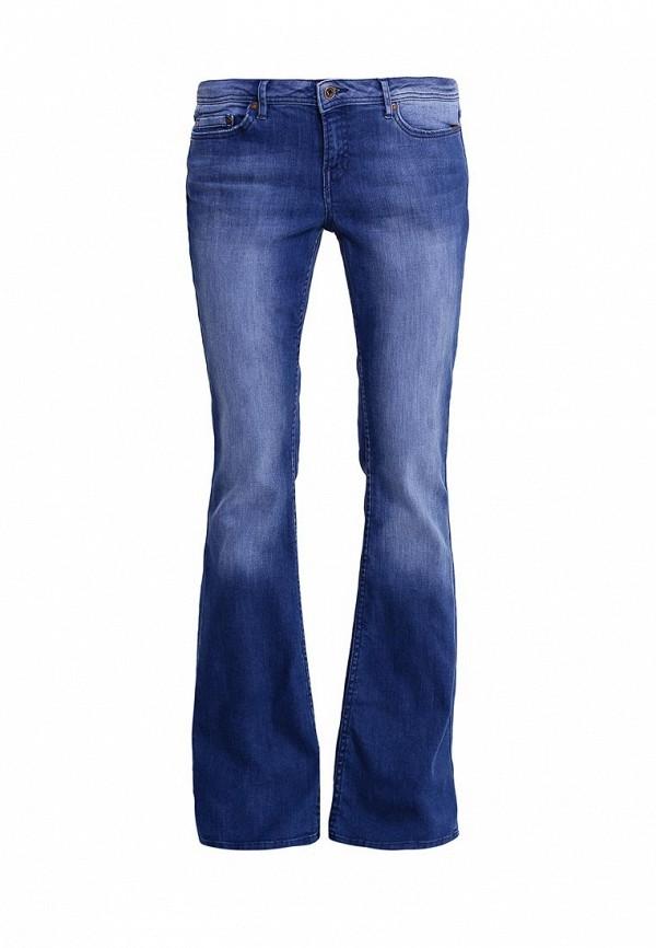 Широкие и расклешенные джинсы Tom Tailor Denim 6204443.00.71