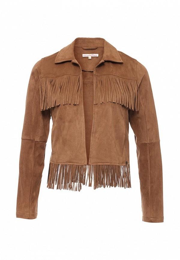 Кожаная куртка Tom Tailor Denim 3722111.00.71