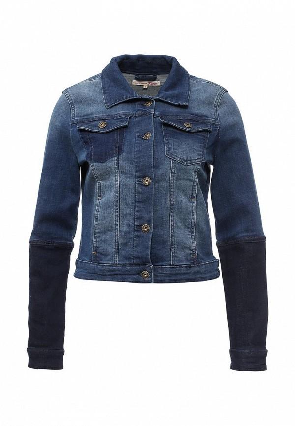 Джинсовая куртка Tom Tailor Denim 3532655.62.71