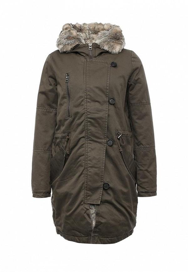 Утепленная куртка Tom Tailor Denim 3820969.00.71