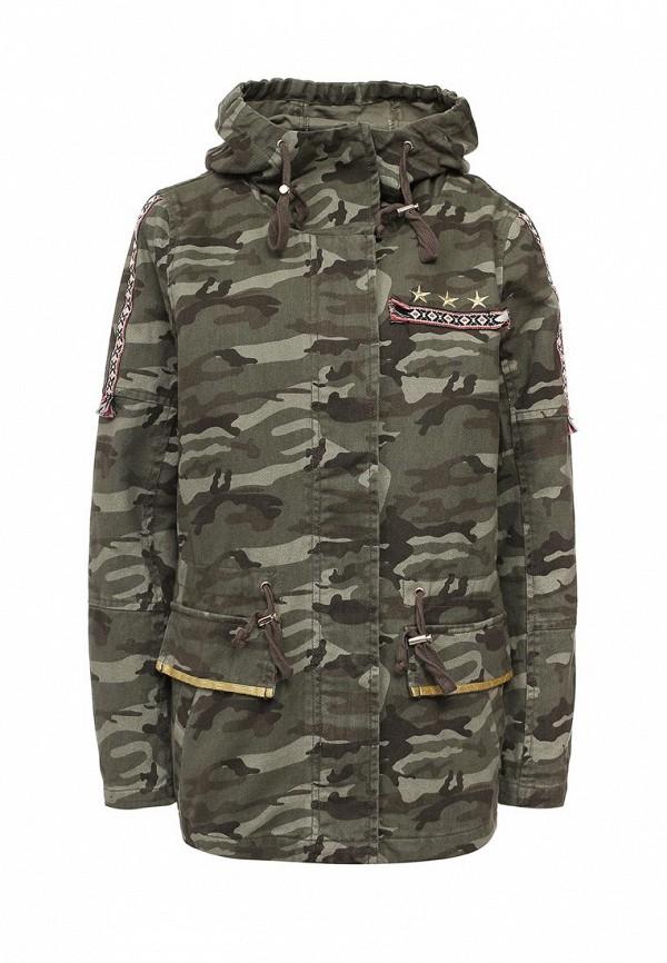 Утепленная куртка Tom Tailor Denim 3821019.00.71