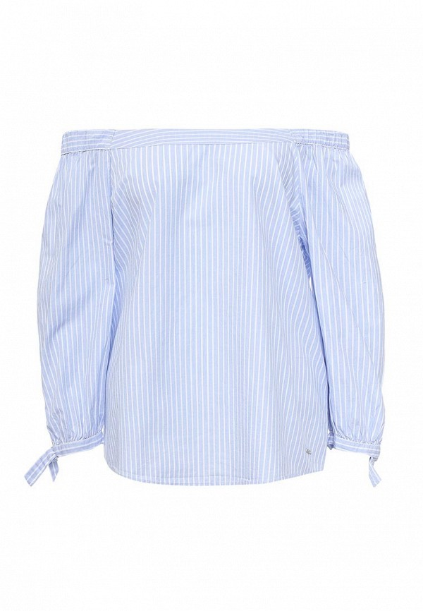 Блуза Tom Tailor Denim Tom Tailor Denim TO793EWPZF96 блуза tom tailor