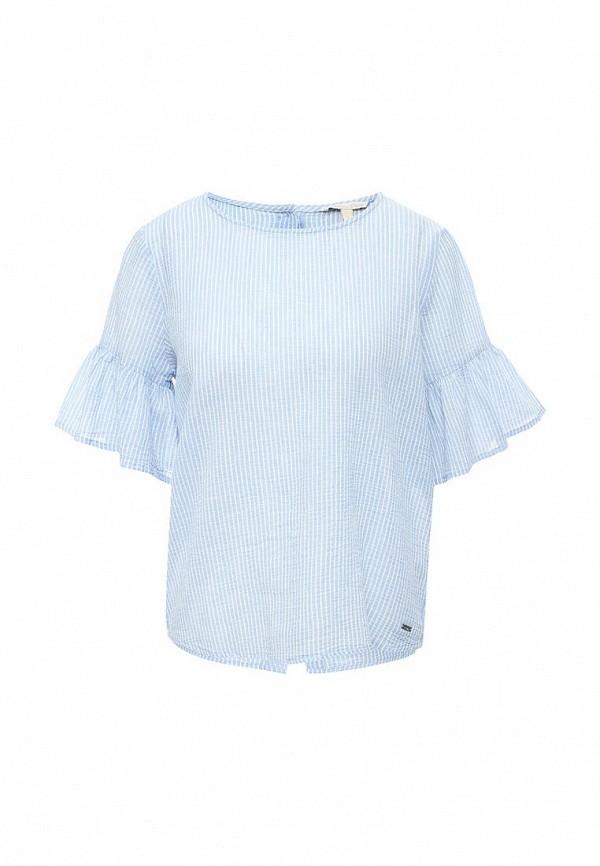 Блуза Tom Tailor Denim Tom Tailor Denim TO793EWPZG27 блуза tom tailor