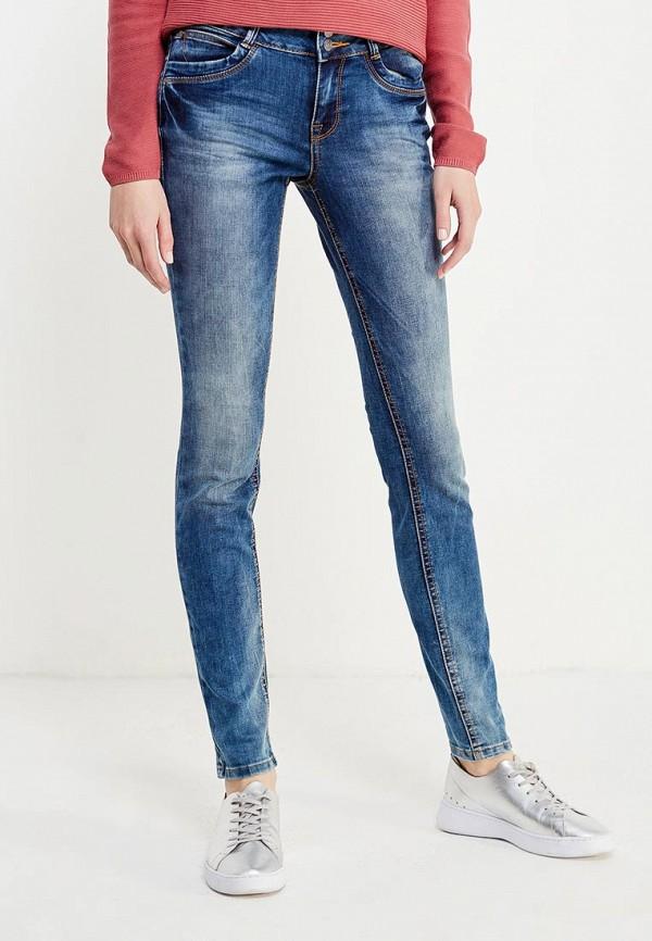 джинсы elsa regular tom tailor denim джинсы стрейч Джинсы Tom Tailor Denim Tom Tailor Denim TO793EWZFE26