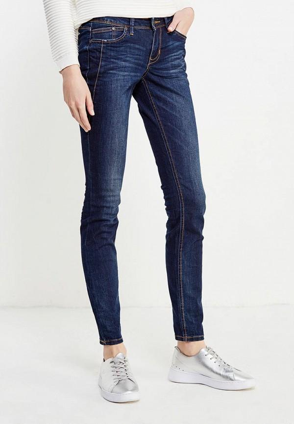 джинсы elsa regular tom tailor denim джинсы стрейч Джинсы Tom Tailor Denim Tom Tailor Denim TO793EWZFE27