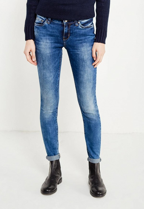 джинсы elsa regular tom tailor denim джинсы стрейч Джинсы Tom Tailor Denim Tom Tailor Denim TO793EWZFE32