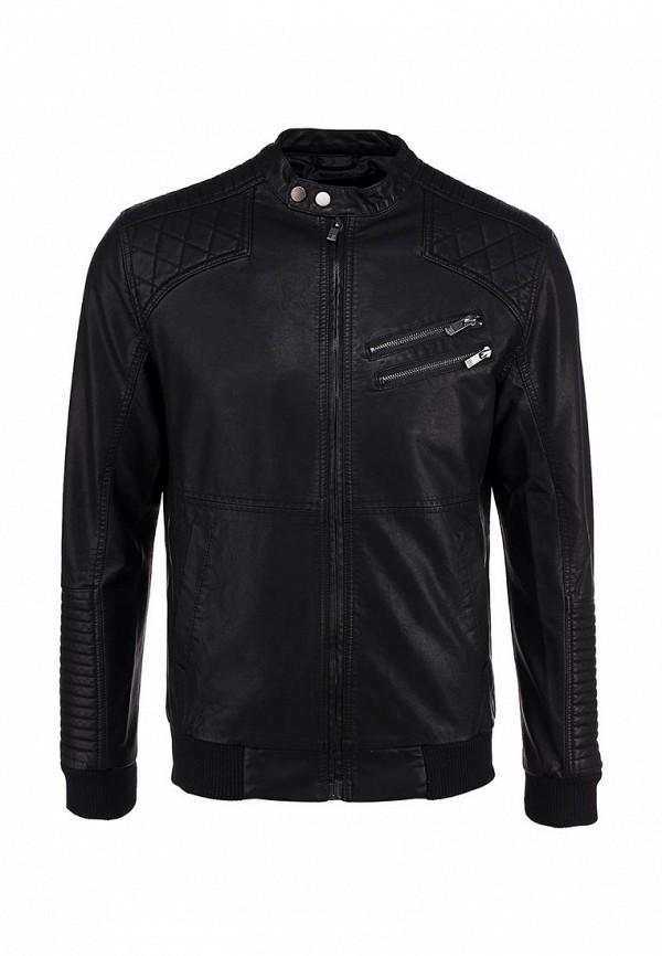 Кожаная куртка Top Secret (Топ Сикрет) SKU0569CA