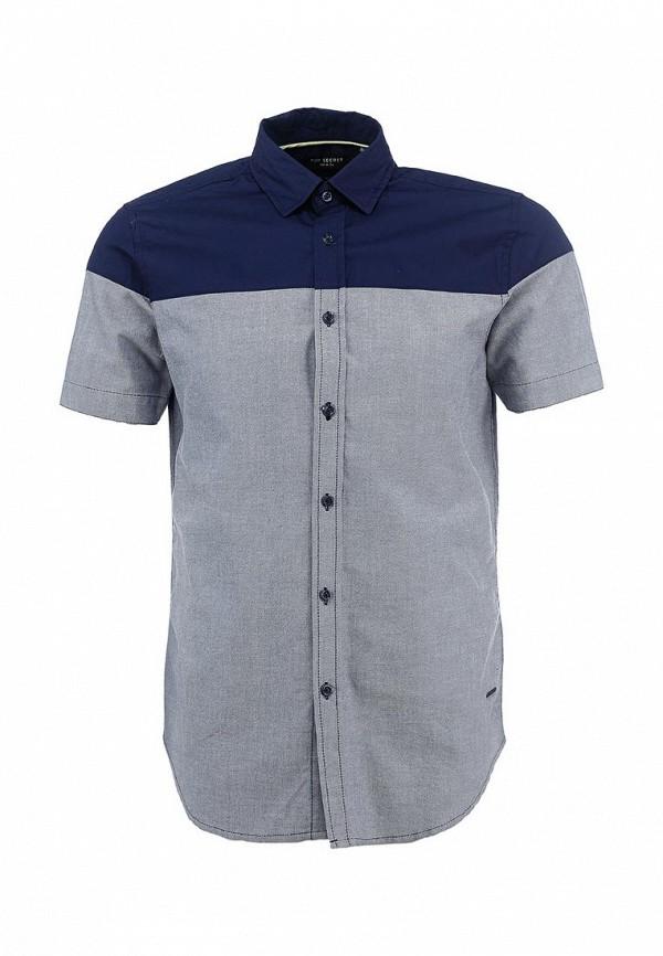 Рубашка с коротким рукавом Top Secret (Топ Сикрет) SKS0872NI