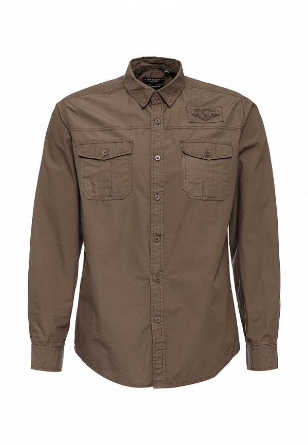 Рубашка с длинным рукавом Top Secret (Топ Сикрет) SKL1580ZI