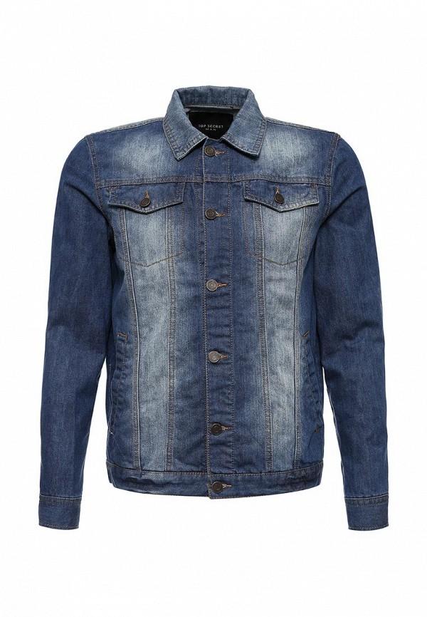 Джинсовая куртка Top Secret (Топ Сикрет) SKU0483GR