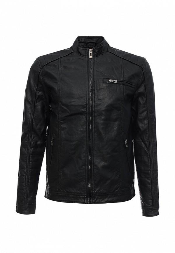 Кожаная куртка Top Secret (Топ Сикрет) SKU0705CA