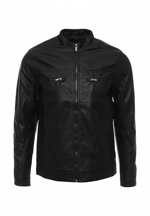 Кожаная куртка Top Secret (Топ Сикрет) SKU0706CA