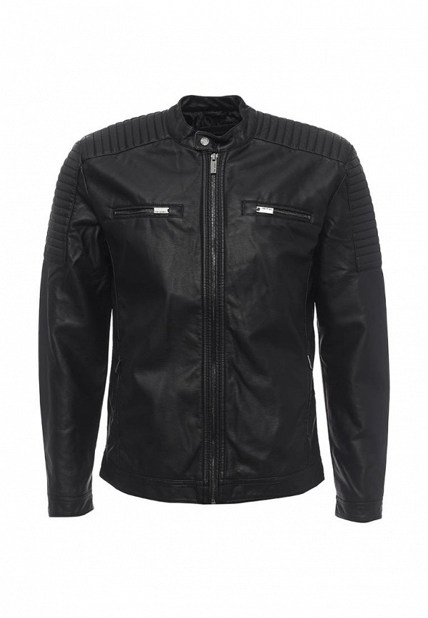 Кожаная куртка Top Secret (Топ Сикрет) SKU0737CA
