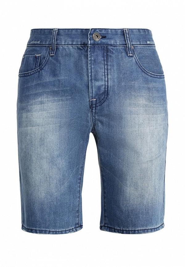 Купить Шорты джинсовые Top Secret синего цвета