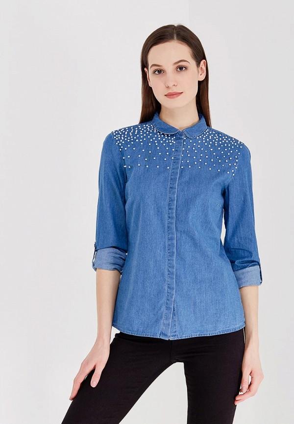 Рубашка джинсовая Top Secret Top Secret TO795EWAOKO9 рубашка top secret цвет темно синий