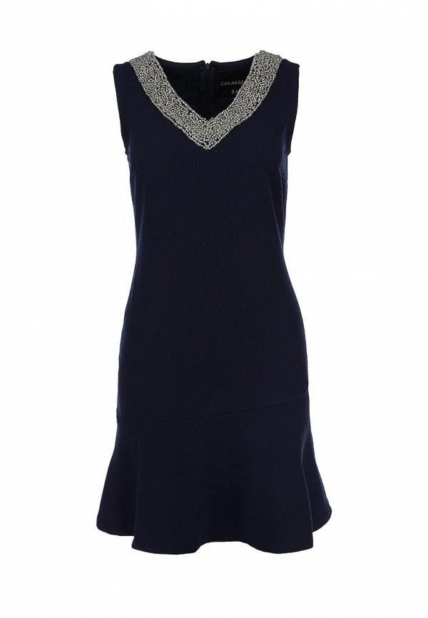 Повседневное платье Top Secret (Топ Сикрет) SSU1013GR