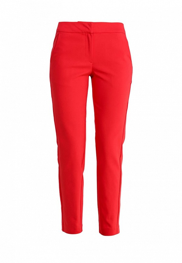 Женские красные брюки Top Secret