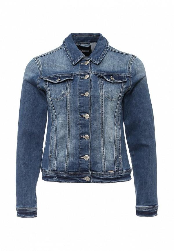 Джинсовая куртка Top Secret (Топ Сикрет) SZK0440GR