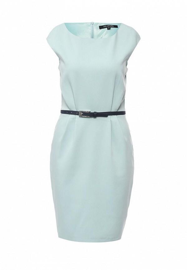 Платье-миди Top Secret (Топ Сикрет) SSU1491ZI